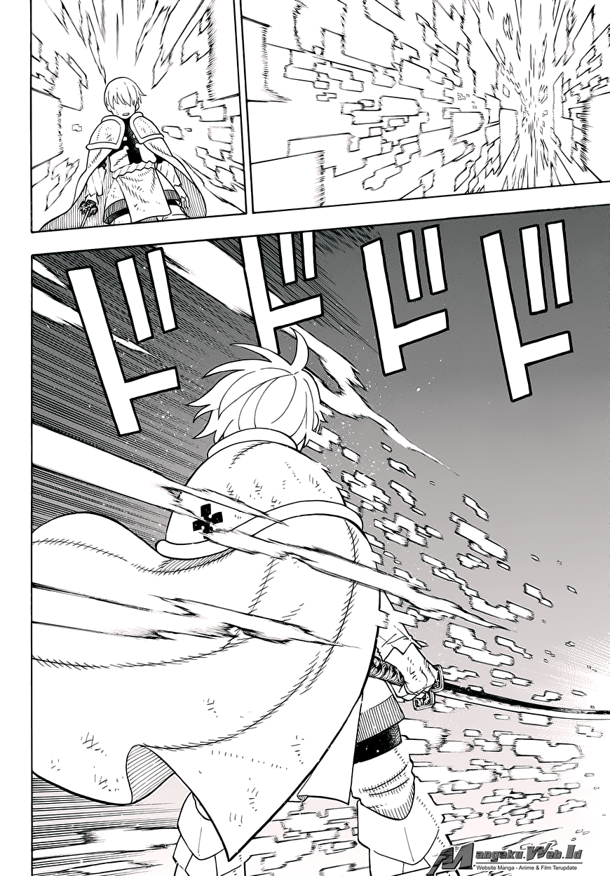Fire Brigade of Flames Chapter 84-5