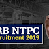 RRB ntcp exam date admit card 2019: A delay lakhs date