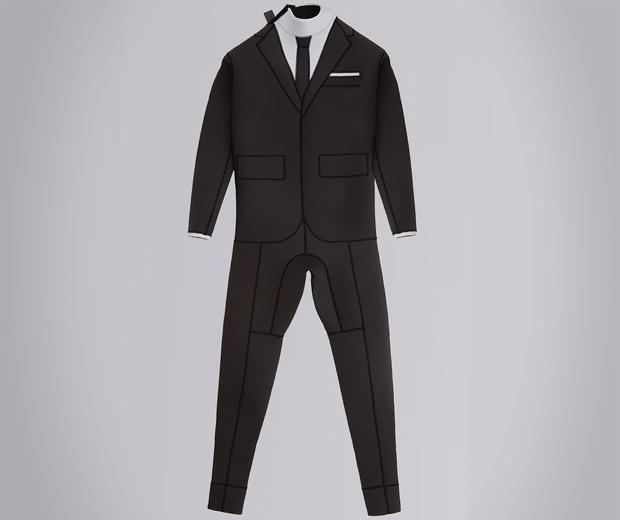 Wetsuit Tuxedo