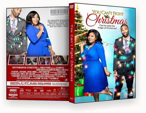 DVD-R You Cant Fight Christmas 2017 – AUTORADO