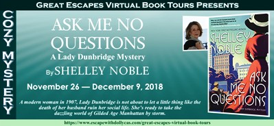Upcoming Blog Tour 12/2/18