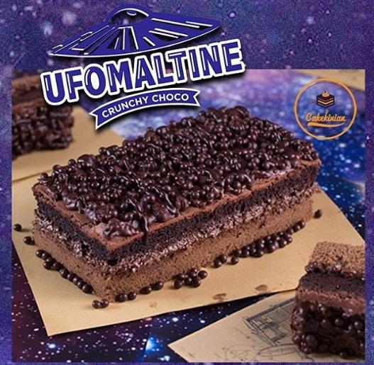 cakekinian Ufomaltine Crunchy Choco