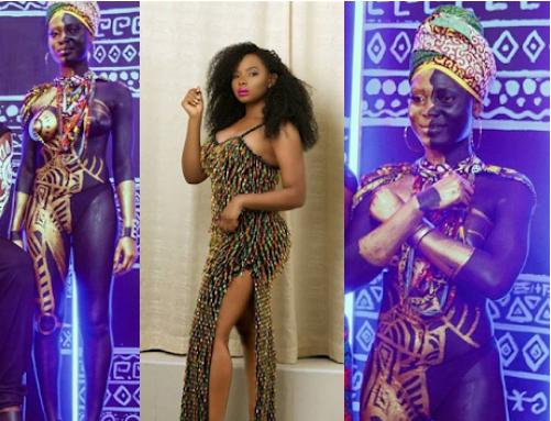 Yemi-Alade-Black-Panther-Wakanda-themed-Birthday-Party