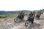 Bersama TNI, Pemerintah Daerah Kabupaten Serang Buka Jalan Hutan