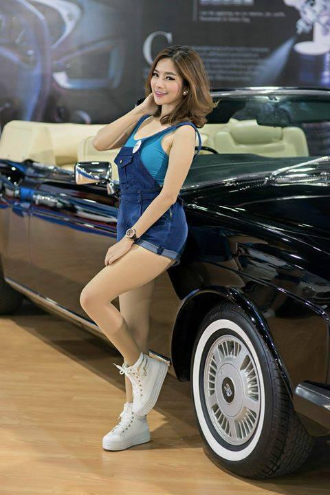 SENSUAL PINAYS: JANELLA INNA GOMEZ - Prettier than the car