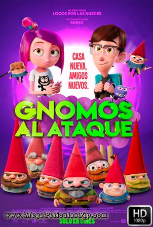 Gnomos Al Ataque [1080p] [Latino-Ingles] [MEGA]