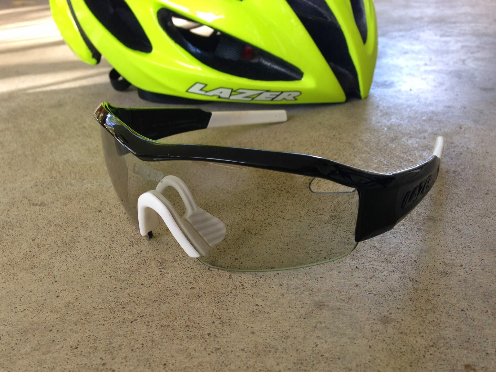 bb6302d3f8 I saved the Lazer Solid-State SS1 sunglasses for last