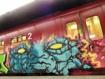 NMBS Train