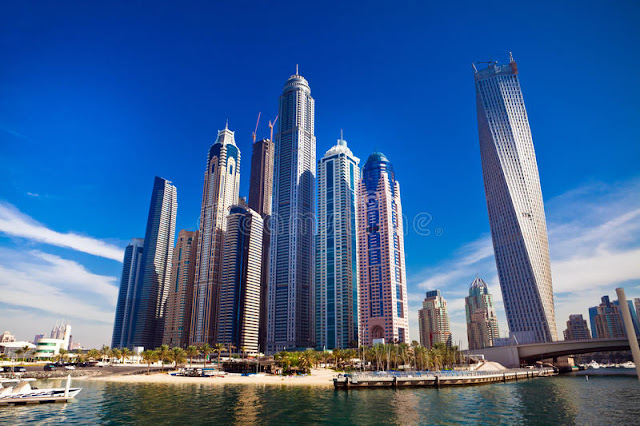 Turismo Dubai playas