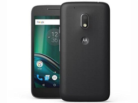 Motorola Moto G4 Android 8.1.0 Oreo Update