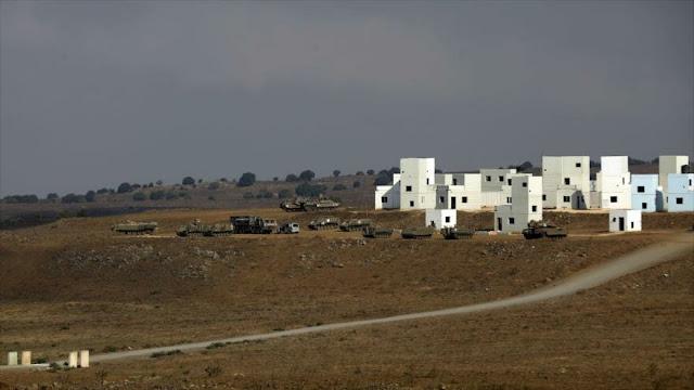 La ONU urge a Israel a acabar con la ocupación del Golán sirio