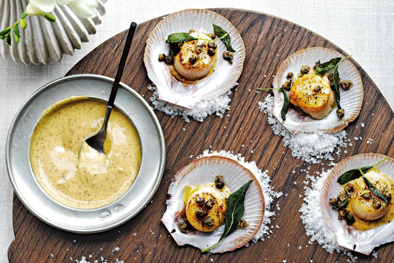 kerang - seafood untuk diet pemuda