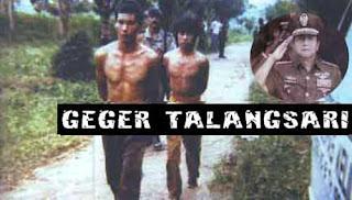 Sejarah Peristiwa Talangsari 1989
