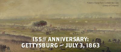 The Battle Ends: 155 Years to the Day Since Gettysburg