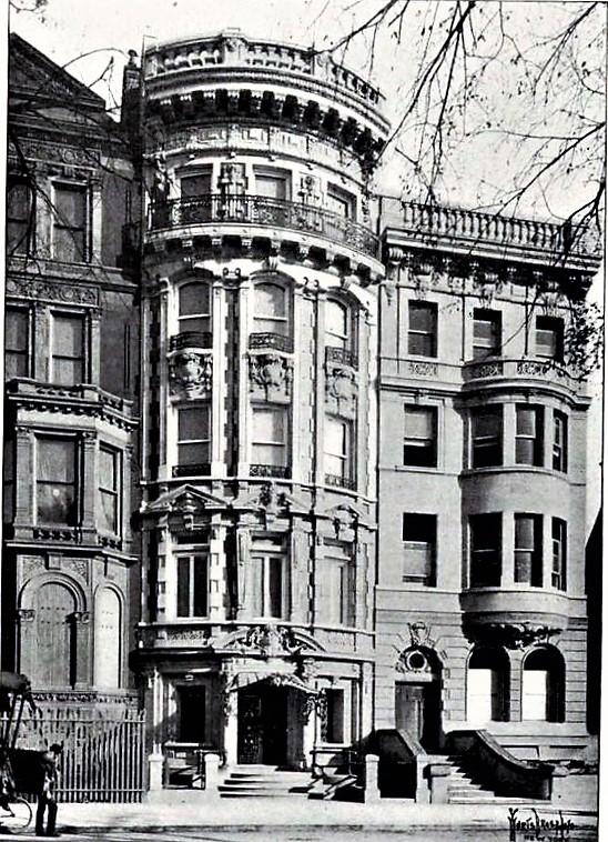 Daytonian In Manhattan: The Lost Wm. B. Leeds Mansion