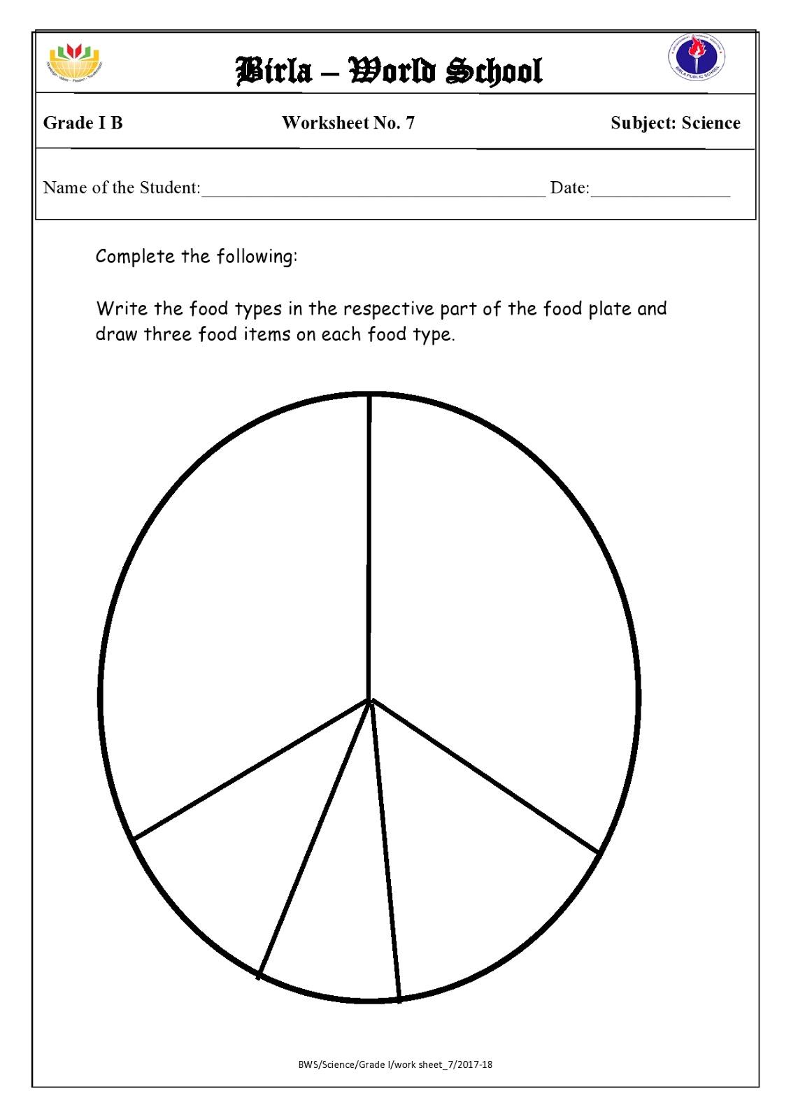 Birla World School Oman Homework For Grade 1 7 12 17