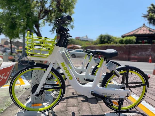 MOOVO自行車鹿港鎮上線 辦理1元體驗騎乘活動