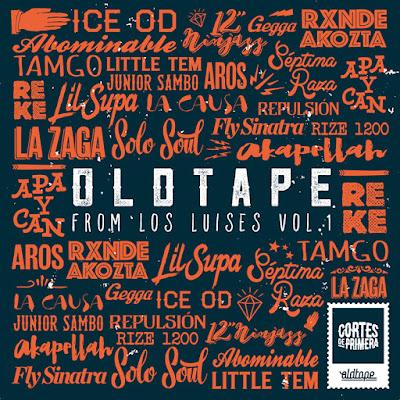 Oldtape - From Los Luises Vol 1 2015