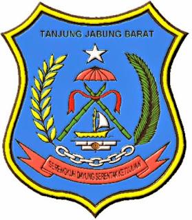 Logo/ Lambang Kabupaten Tanjung Jabung Barat