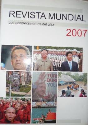 LOS 10 ACONTECIMIENTOS DEL 2007 SEGÚN MENTE FILOSÓFICA