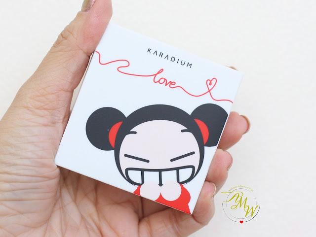 a photo of Karadium x Pucca Shine Up Finish Review YEF SHOP