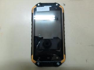 Hape Outdoor Rusak Landrover X8 Octacore RAM 2GB Buat Kanibalan