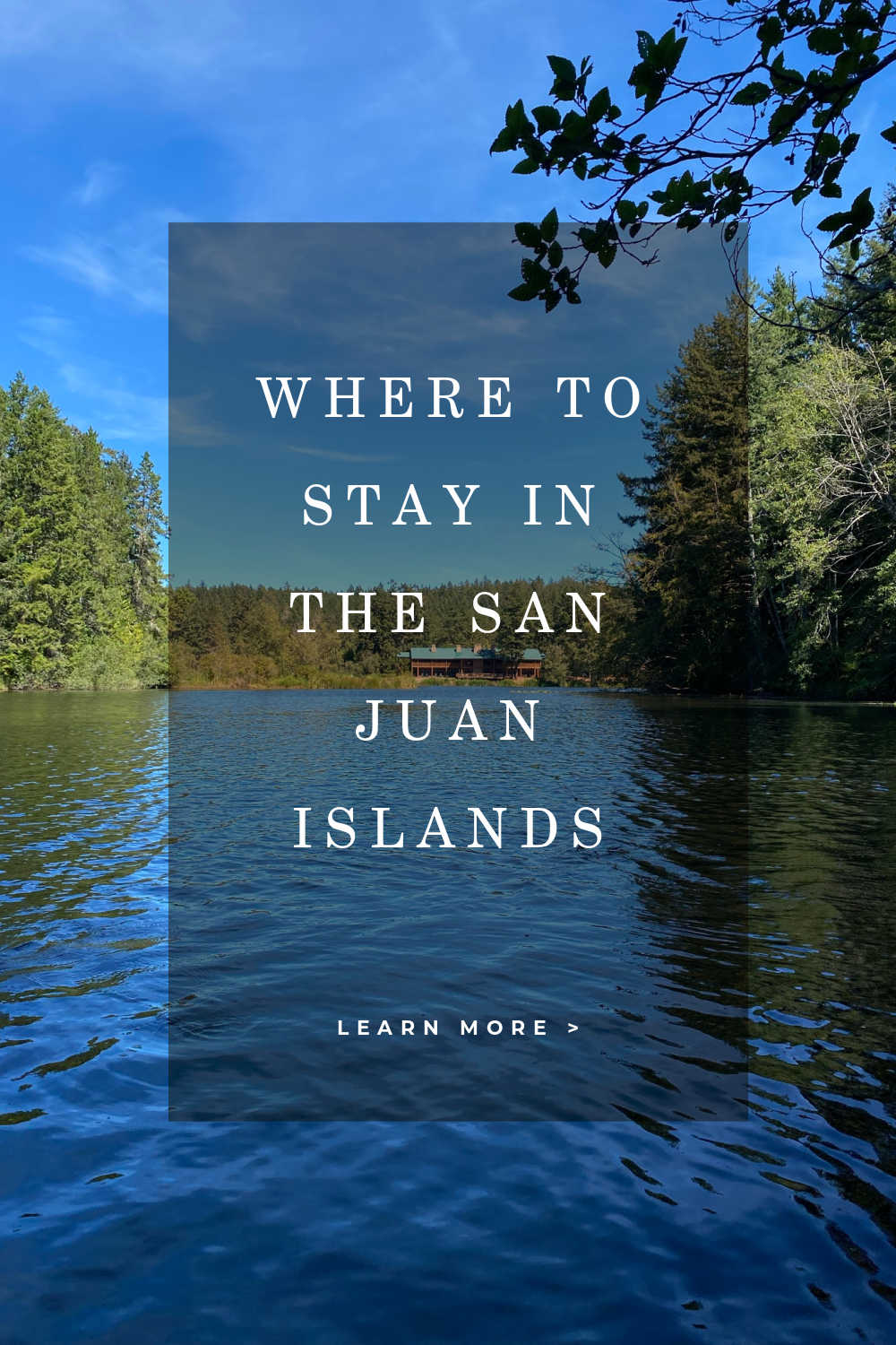 where to stay san juans
