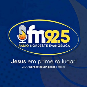 Ouvir agora Rádio Nordeste Evangélica 92,5 FM - Natal / RN
