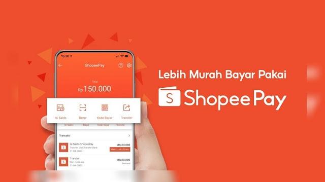 Cara Isi Saldo ShopeePay Lengkap