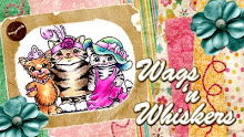 http://wagsnwhiskersrubberstamps.blogspot.com/2015/12/challenge-168-fairies-and-elves.html