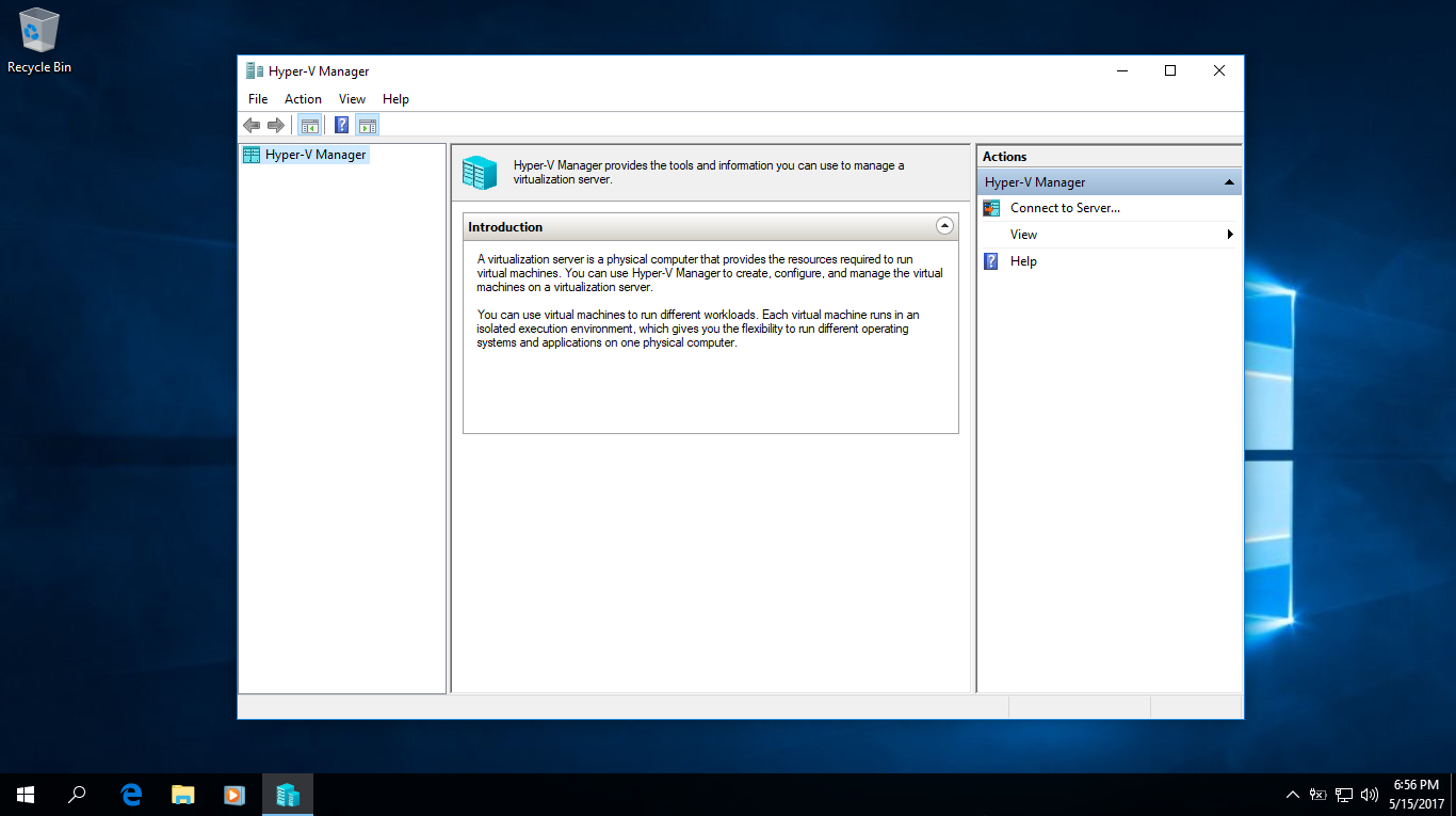 Hướng dẫn gỡ bỏ tính năng Hyper-V trong Windows 10