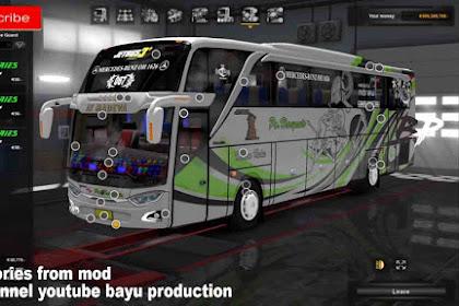 Adiputro Jetbus 3 Pack by Ojepeje Team