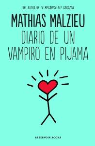 Diario de un vampiro en pijama - Portada