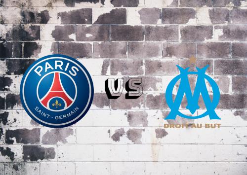 PSG vs Olympique Marseille  Resumen y Partido Completo