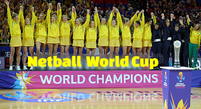 Netball World Cup, championship,  past-Champions-Winners,  by Year, list, NWC2019.