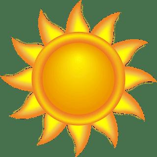 Sol laranja