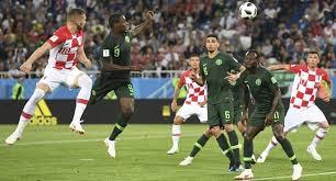 Nigeria Vs Croatia : World Cup – 0-2 (Full Time)