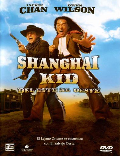 Ver Shanghai Kid (2000) Online