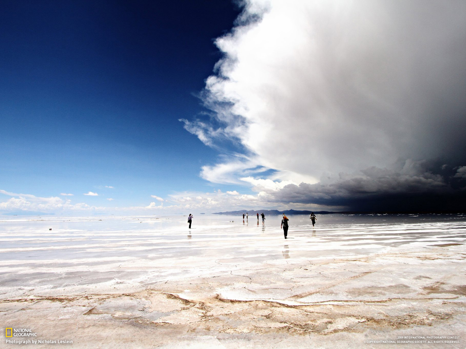 Wisteria Falls Wallpaper My Little Travel Log 12 Salt Desert Uyuni Bolivia