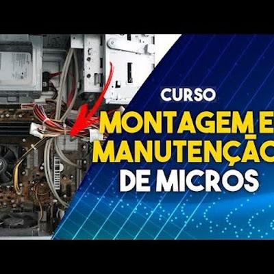 Curso Online de Manutenção e Montagem de Computadores