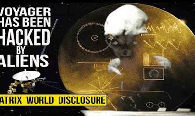 ΑΠΟΚΑΛΥΠΤΙΚΟ! Παραδοχή της NASA οτι εξωγήινοι ανέλαβαν τον έλεγχο του Voyager 2 και έστειλε δεδομένα σε άλλη γλώσσα (ΒΙΝΤΕΟ)