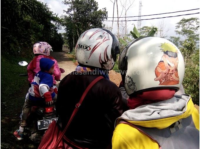 Ke Puncak Bogor lewat jalur alternatif Bekasi - Narogong - Sentul, Bahaya!.