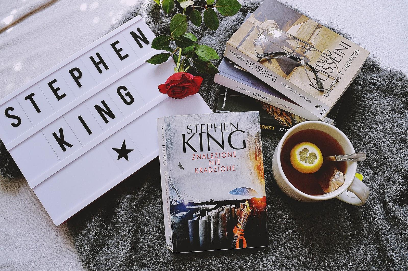 Stephen King, Znalezione nie kradzione.