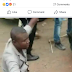 Video: Custom officer allegedly shot a young man because of 5000 naira.. watch full video