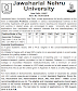 JNU Recruitment 2019 - 150+ Teaching jobs for Assistant Professors, Associate Professor