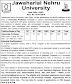 JNU Recruitment 2019 - 150+ Teaching jobs for Assistant Professors, Associate Professor