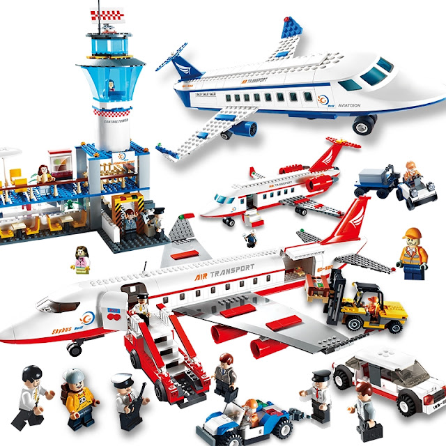 Lego Pesawat