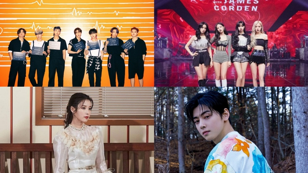 100 Most Searched K-Pop Idols on Google in 2021