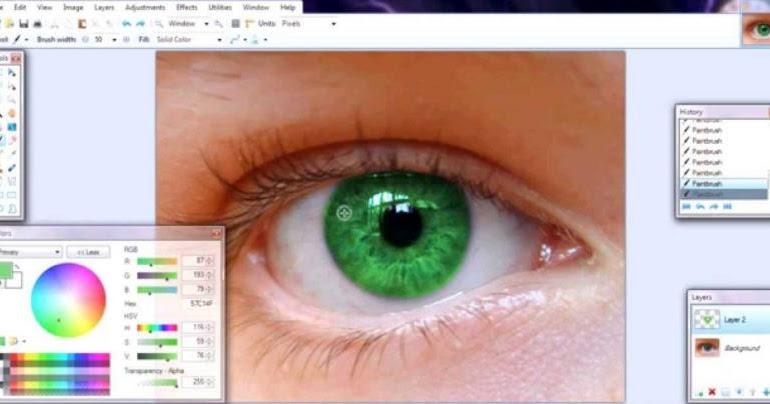 Come sostituire colori in immagini e foto con 4 programmi for Programmi di arredamento gratuiti