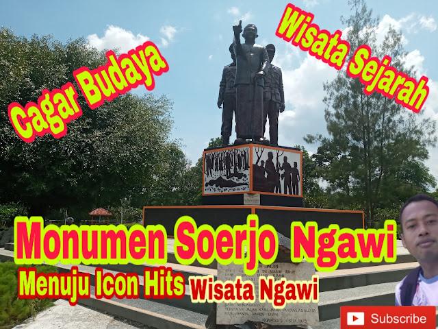 Monumen Soerjo Ngawi, Cagar Budaya dan Wisata Sejarah Ngawi